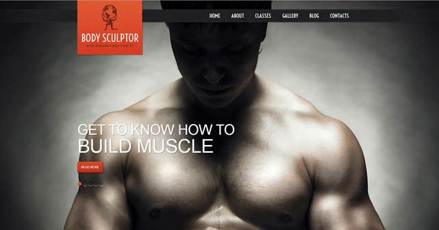 Body Sculptor Joomla