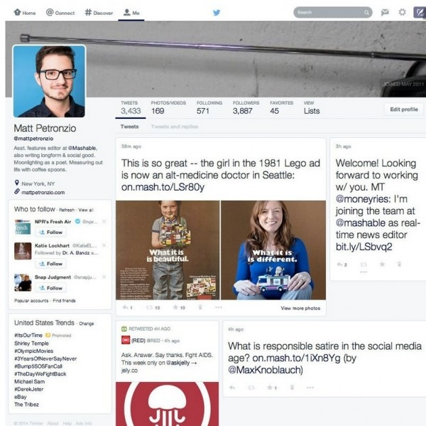 Twitter cambia su Timeline