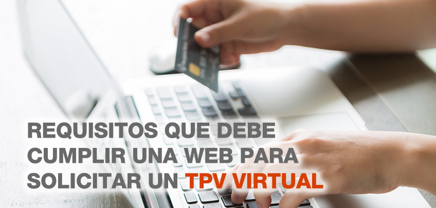 requisitos solicitar un tpv virtual